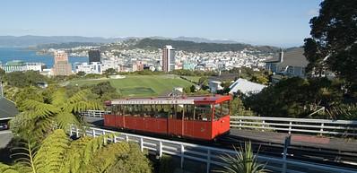 Die Wellingtoner Bergbahn