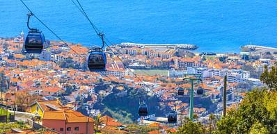 Monte Cable Car (Madeira)