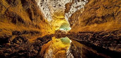 Jameos Del Agua Und Cueva De Los Verdes