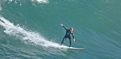 Avila Beach Surfing