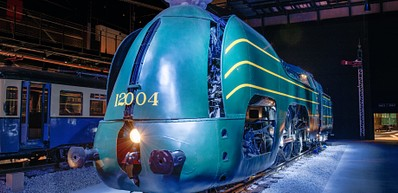 Nieuw in Brussel: opening Train World, treinmuseum in Brussel