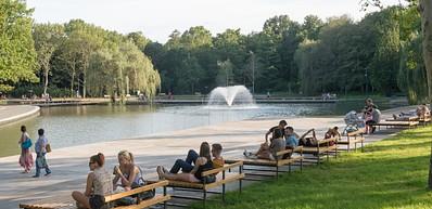 Nagyerdei Park (Großwald von Debrecen)