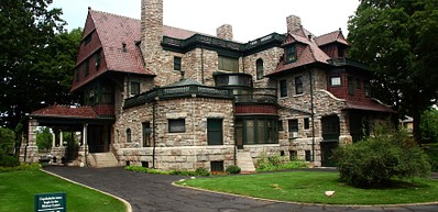 The Oliver Mansion and the Center for History