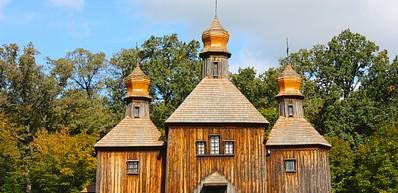 Ukrainska Arkitektur och Kultur Museum