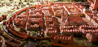 Model of Historic Poznań