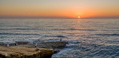 Parque Natural de Sunset Cliffs