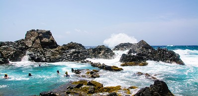 Conchi Natural Pool