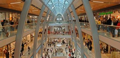 shopping i hamborg tyskland