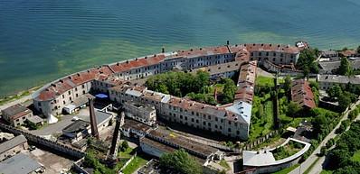 Prison de la forteresse maritime de Patarei