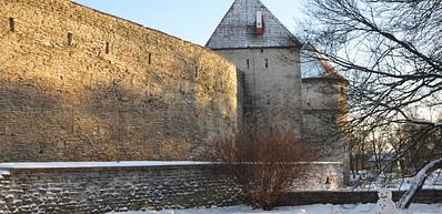 Remparts de Tallinn