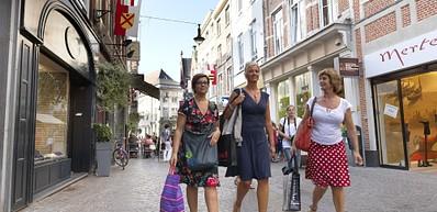 Mechelsestraat and Vismarkt
