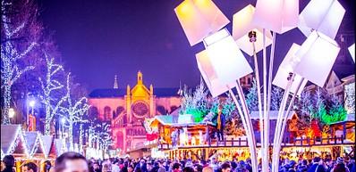 """Brüsseler Weihnachtsmarkt - """"Plaisirs d'Hiver"""""""