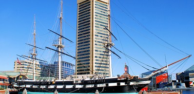 The Historic Ships of Baltimore's Inner Harbor
