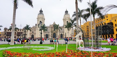 Plaza de Armas (Plaza Mayor)
