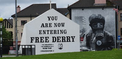 Free Derry Tours