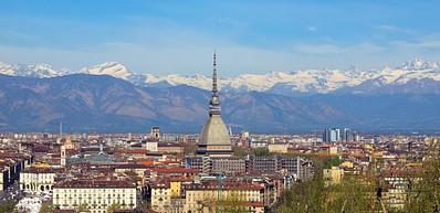 Turin Ski Region