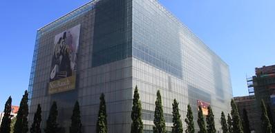 Das Museum der bildenden Künste