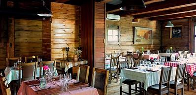 Cabin in private dhaka restaurant Etihad Airways