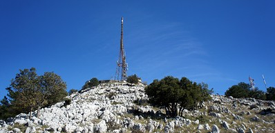 Berg Pantokrator