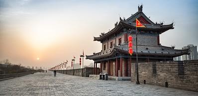 Ancient City Wall / 古城墙