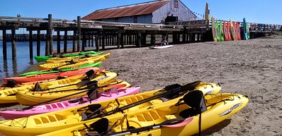 Paddle and Pedal Adventures Rentals and Sales