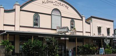 Aloha Theatre (Kealakekua)