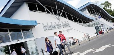 Flughafen Béziers - Cap d'Agde (15 km)