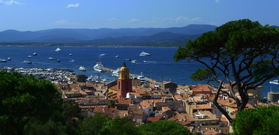The Citadelle Saint-Tropez
