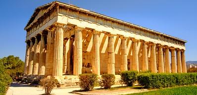 Hephaestus Tempel