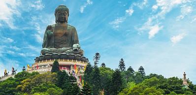 Le Grand Bouddha / Bouddha de Tian Tian