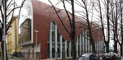 Synagogue de Tallinn