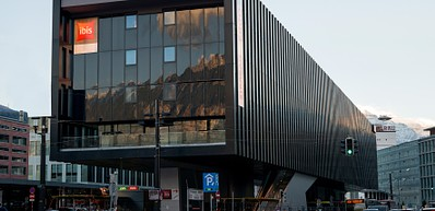Hotel Ibis am Hauptbahnhof