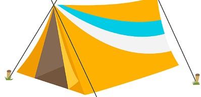 Solhälls Family camping
