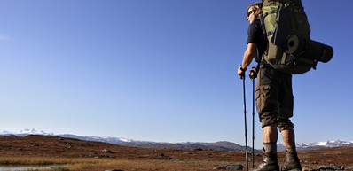 The Kungsleden Trail