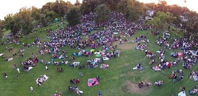 Concerts in the Park (Conciertos en el parque) (junio-agosto)