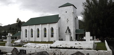 Cook Island Christian Church