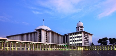 Masjid Istiqlal (National Mosque)