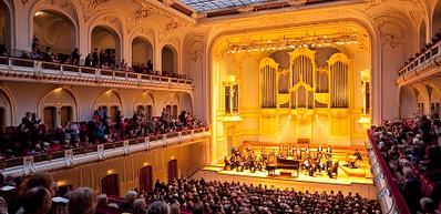 Laeiszhalle Music Hall