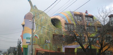 Дом-Улитка