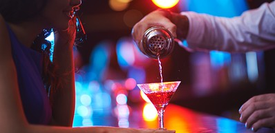Luxe Restaurant and World Famous Martini Bar