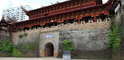 Dapeng Fortress / 大鹏所城