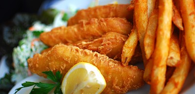 C Fresh Fish and Chips