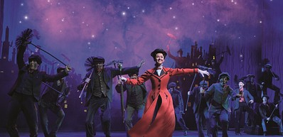 MARY POPPINS - Das Broadway-Musical