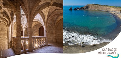 地中海的阿格德角