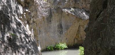 Potami Waterfalls