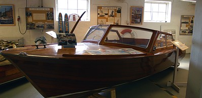 Veteranbåtsmuseet (plezierbootmuseum)