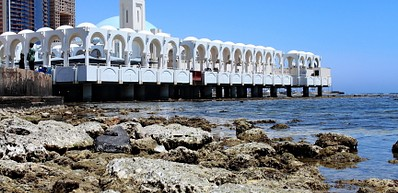 Al-Rahma Mosque (Floating Mosque)