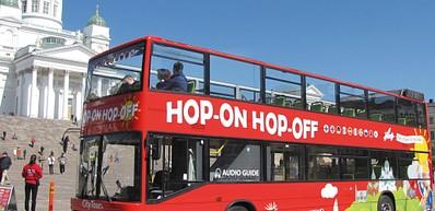 CityTour 随上随下红色巴士