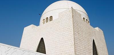 Quaid Mausoleum