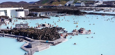 2. Thermal pools
